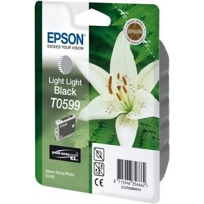 Epson C13T059940 világos fekete (light black) eredeti tintapatron