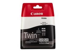 Canon PGI-525PGBK dualpack fekete (black) eredeti tintapatron