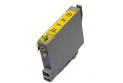 Epson T0544 sárga (yellow) utángyártott tintapatron