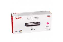 Canon CRG-717 bíborvörös (magenta) eredeti toner
