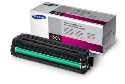 HP SU292A / Samsung CLT-M504S bíborvörös (magenta) eredeti toner