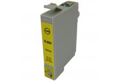 Epson T0804 sárga (yellow) kompatibilis tintapatron