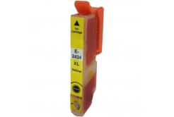 Epson T2434 XL sárga (yellow) kompatibilis tintapatron