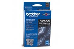 Brother LC-1100HYBK fekete (black) eredeti tintapatron