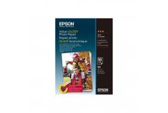 Epson S400036 Value Glossy Photo Paper, fényes fehér fotópapírok, A4, 200 g/m2, 50 db