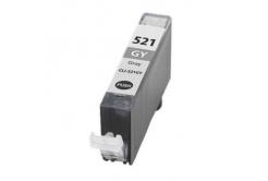 Canon CLI-521Gy szürke (grey) kompatibilis tintapatron
