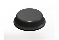 3M Bumpon SJ5012 fekete, plató = 56 db