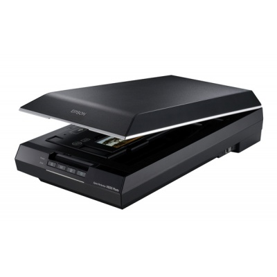 Epson szkenner Perfection V600 Photo, A4, 6400x9600dpi, USB 2.0, 3.4Dmax
