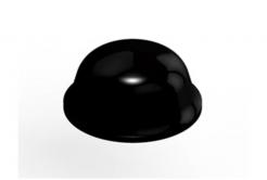 3M Bumpon SJ5003 fekete, plató = 56 db