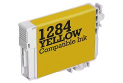 Epson T1284 sárga (yellow) kompatibilis tintapatron