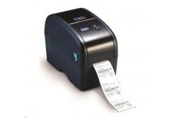 TSC TTP-225 99-040A002-44LF címkenyomtató etiket, 8 dots/mm (203 dpi), disp., TSPL-EZ, USB, Ethernet