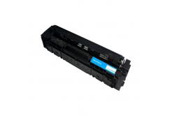 HP 201X CF401X cián (cyan) kompatibilis toner