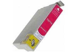 Epson T2713 bíborvörös (magenta) kompatibilis tintapatron