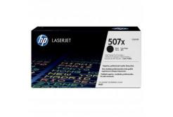 HP 507X CE400X fekete eredeti toner