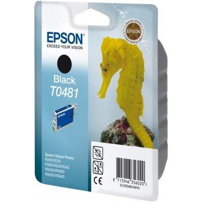 Epson T048140 fekete (black) eredeti tintapatron