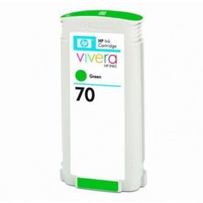 HP 70 C9457A zöld (green) eredeti tintapatron