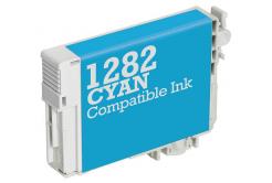 Epson T1282 cián (cyan) kompatibilis tintapatron