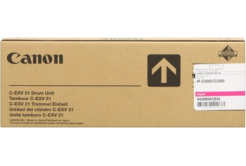 Canon C-EXV21 bíborvörös (magenta) eredeti fotohenger