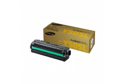 HP SU512A / Samsung CLT-Y505L sárga (yellow) eredeti toner