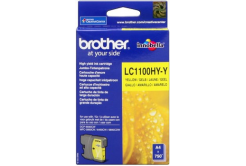 Brother LC-1100HYY sárga (yellow) eredeti tintapatron