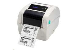 TSC TC300 99-059A008-20LF címkenyomtató etiket, 12 dots/mm (300 dpi), RTC, TSPL-EZ, USB, RS232, LPT, Ethernet, beige