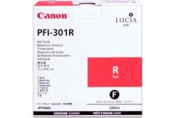 Canon PFI-301R piros (red) eredeti tintapatron