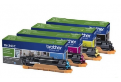 Brother TN-243 CMYK multipack eredeti toner