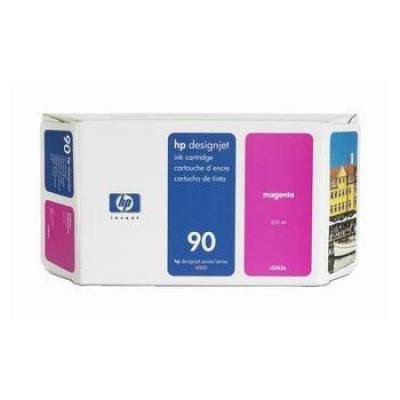 HP 90 C5062A bíborvörös (magenta) eredeti tintapatron