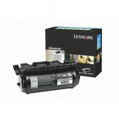 Lexmark X644A11E fekete (black) eredeti toner