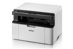 Brother DCP-1510E multifunkciós laser nyomtató - A4, A4 sken, 20ppm, 16MB, 600x600copy, GDI, USB, fehér