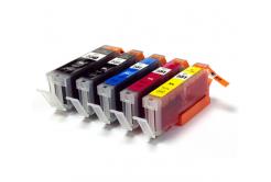 Canon CLI-551 Bk, C,M,Y + PGI-550Bk multipack kompatibilis tintapatron