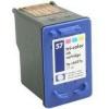 HP 57 C6657A színes kompatibilis tintapatron