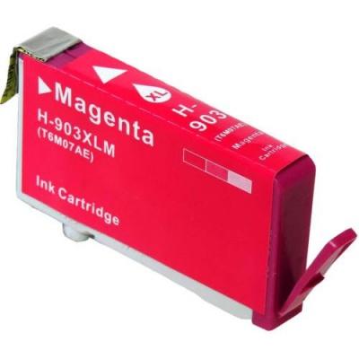 HP 903XL T6M07AE bíborvörös (magenta) kompatibilis tintapatron