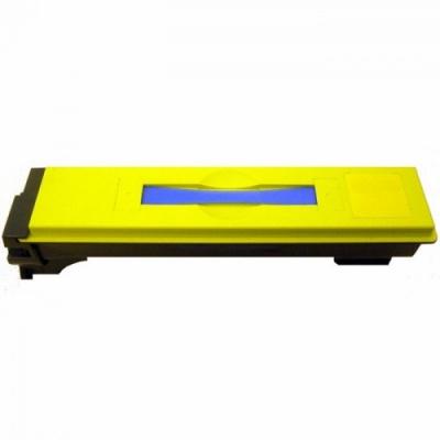 Kyocera Mita TK-540Y sárga (yellow) kompatibilis toner