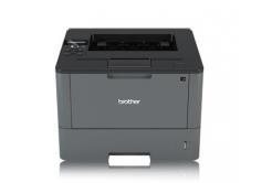 Brother HL-L5100DN laser nyomtató - A4, 40ppm, 1200x1200, 256MB, PCL6, USB 2.0, LAN, DUPLEX