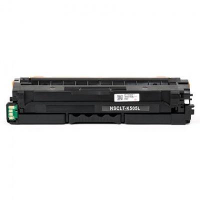 Samsung CLT-K505L fekete (black) kompatibilis toner