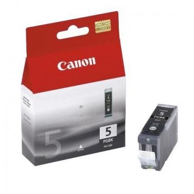 Canon PGI-5Bk fekete (black) eredeti tintapatron