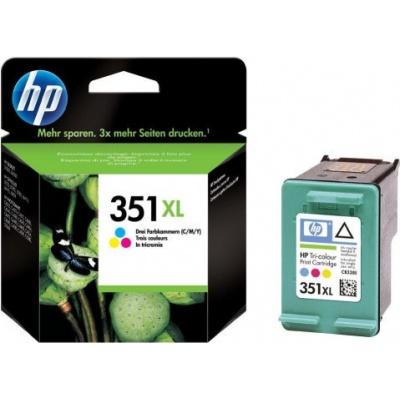 HP 351XL CB338EE színes eredeti tintapatron