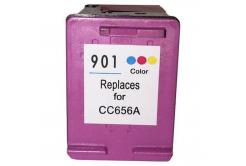 HP 901XL CC656A színes utángyártott tintapatron