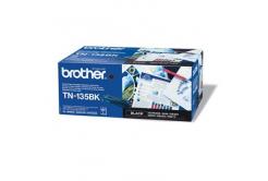 Brother TN-135BK fekete (black) eredeti toner