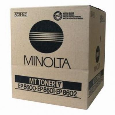 Konica Minolta 1051-0153 fekete (black) eredeti toner