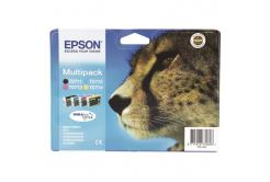 Epson T07154012 cián/bíborvörös/sárga/fekete (cyan/magneta/yellow/black) eredeti tintapatron