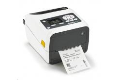 "Zebra ZD620 ZD62H43-T0EF00EZ TT címkenyomtató, 4"" LCD, TT címkenyomtató, 4"" Healthcare, 300 dpi, BTLE, USB, USB Host, RS232 &LAN"