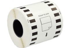 Brother DK-22212, 62mm x 15,24m, fehér, kompatibilis filmszerepe
