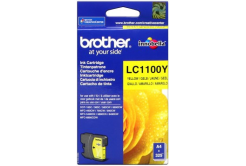 Brother LC-1100Y sárga (yellow) eredeti tintapatron