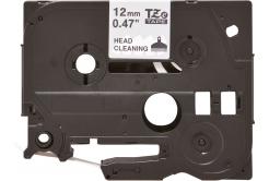 Brother TZe-CL3, 12mm x 4m, tisztítás, kompatibilis szalag