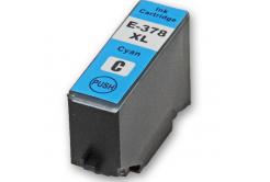 Epson 378XL T3792 cián (cyan) kompatibilis tintapatron
