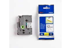 Brother TZ-S141 / TZe-S141, 18mm x 8m, fekete nyomtatás / átlátszó alapon, eredeti szalag