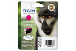Epson T08934011 bíborvörös (magenta) eredeti tintapatron