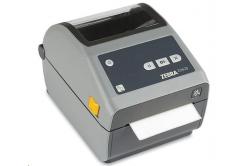 Zebra ZD620 ZD62043-D2EF00EZ DT címkenyomtató, 300 dpi, USB, USB Host, Serial, LAN, cutter